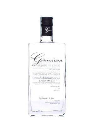 Hammer and Son Geranium GIn